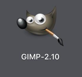 簡単便利で無料雨の画像編集ソフトGIMPを使って文字の縁取りをする方法