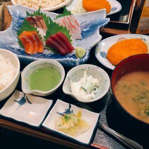 夜に海鮮系の定食を食べるなら「磯丸水産」