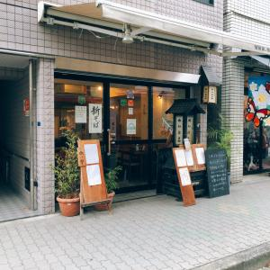 菊水通り沿いにある「めん公望」でお蕎麦を堪能