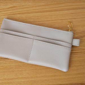 【300円ショップ】illusie300(イルーシー300)で購入した長財布