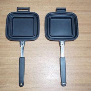 【おすすめ】朝食にホットサンド☆ IH対応 サンドdeグルメ KS-2887