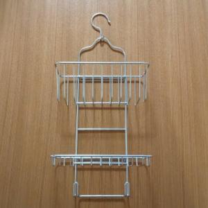 【IKEA】浴室収納はコレ1つ!吊るして浮かせて掃除しやすく!