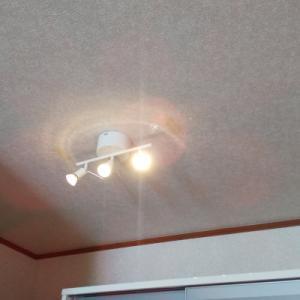 【IKEA】キッチン照明を新しくしました!