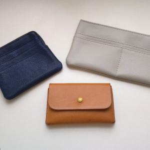 【ミニ財布】キャッシュレス派の方にもおすすめ!プチプラでシンプルな財布