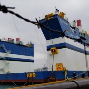 門司港で見かける船~低コストを実現「はたあげ」~