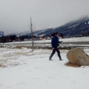 アバランチビーコン雪上練習やってみた