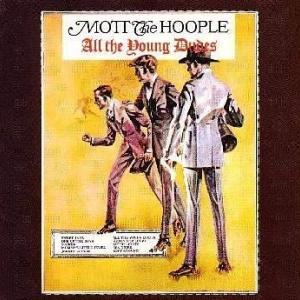 モット・ザ・フープル(Mott The Hoople)の名曲名盤10選【代表曲・隠れた名曲】