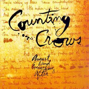 カウンティング・クロウズ(Counting Crows)の名曲名盤10選【代表曲・隠れた名曲】