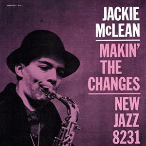 ジャッキー・マクリーン(Jackie McLean)の名曲名盤10選【代表曲・隠れた名曲】