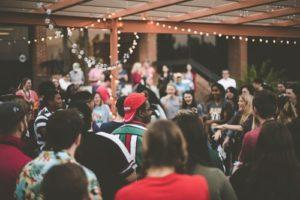 「イギリス留学201日目 アジア人が集まってクリスマスパーティ」