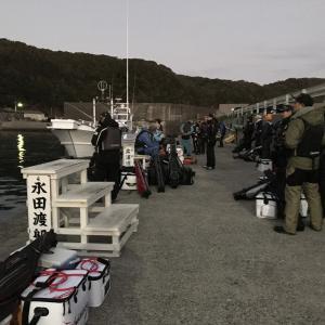 2月20日 樫野 平島