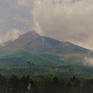 また富士山二合目でまったりしてきた