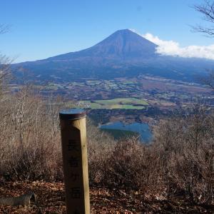 長者ヶ岳で富士山とまったりスイーツ🍰した☆