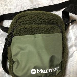 MonoMax付録Marmotのショルダーバック試す