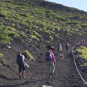 静岡県民が富士山に登ったら(準備編)