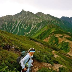 先週のNHK日本百名山の特番を見たんだけど