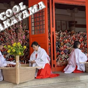 歴史的、伝統行事、日本最古の流し雛|和歌山市