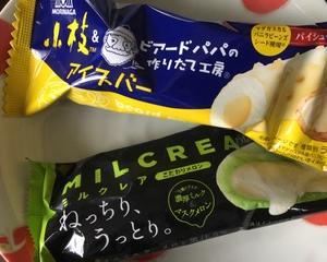 近頃ハマってるお菓子 その3 「小枝アイスバー パイシュークリーム味」