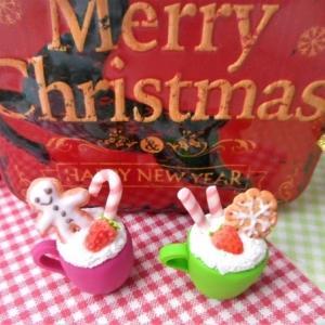 ポリマークレイで作るミニチュアMerry Christmas!