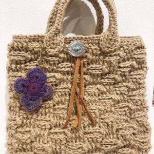 モロッカン風なモチーフの編み方♡記録