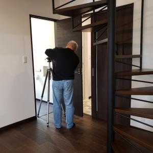 牧之原の家 本日はカメラマン撮影