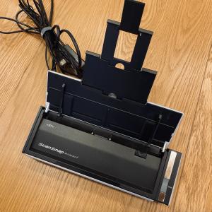 面倒なコピー作業をScanSnap Si1300i(スキャナ)で効率化!