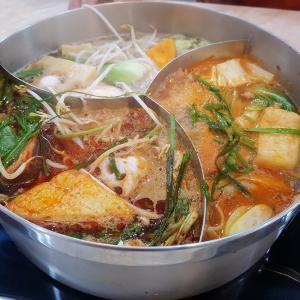 韓国で食べる中国式しゃぶしゃぶ【韓国グルメ】