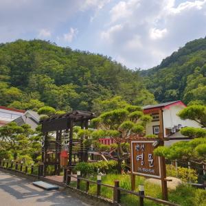 【韓国地方旅】ペンションで癒されてきた話