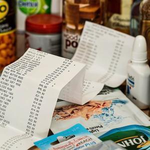2月の食費を計算しました/おやつ代が・・・