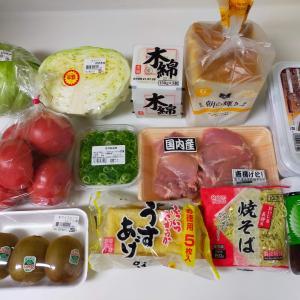 食材買い出し/トマトチーズトースト/ゴーヤチャンプルー/楽天購入品
