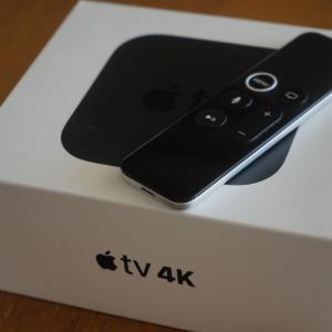 初期不良/交換したApple TV 4Kリモコン