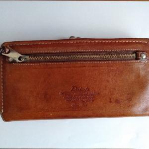 ズボラにおすすめの長財布紹介します【ダコタ モデルノがま口長財布】