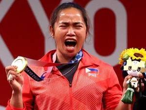 オリンピック〜インドネシア