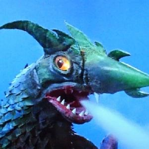 怪魚超獣ガラン~ウルトラマンA超獣第4号