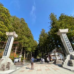 【Goto旅@高野山】12.奥の院は極楽浄土なのかもしれない件