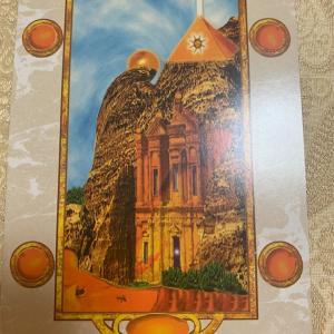 🌸内側にある 神殿🌸