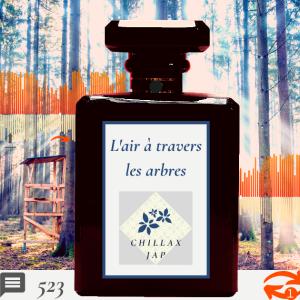 木漏れ日の空気【FUEGUIA1833 × Youandewan】~L'air à travers les arbres~