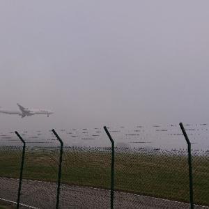 霧の濃い日の遊び方
