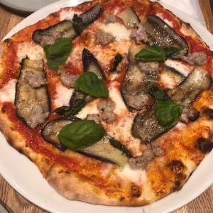 映画は「テネット」夕食は日比谷の「GOOD CHEESE GOOD PIZZA」で!