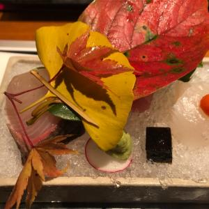 熱海「せかいえ」の夕食と朝食!目にも美しい秋メニュー!