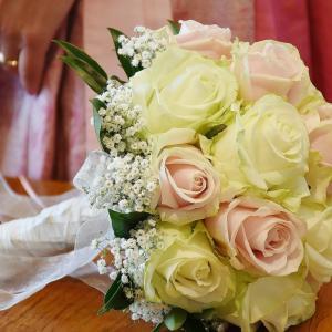 娘が本日12日結婚します!籍だけ入れて式は来年にやる予定だそう