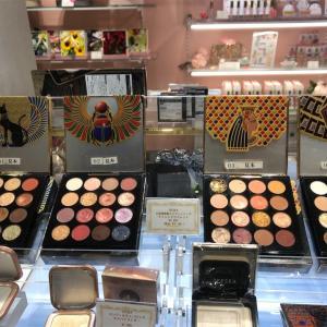 この頃では中国やタイからの化粧品がお店に並んでいるんだね!