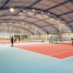 テニススクール再開!