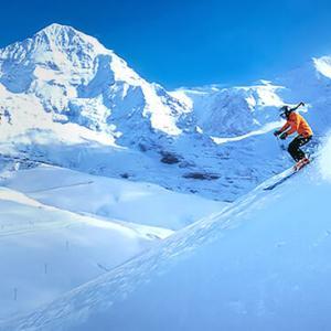 スイスのスキー場も今年は雪不足?