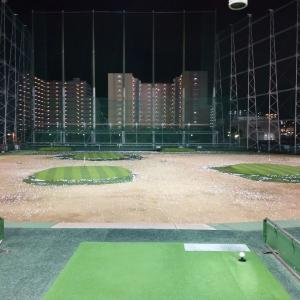 フジゴルフセンター 東京都江東区木場 打ちっぱ来ました