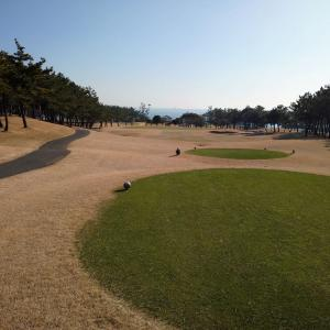 若洲ゴルフリンクス(東京都)の営業休止、5月31日まで、さらに延長!