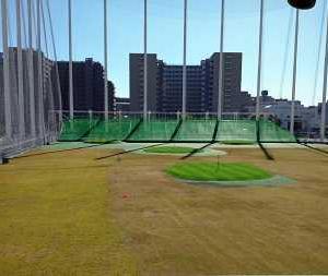リニューアル後、初めて行ってきました。フジゴルフセンター。