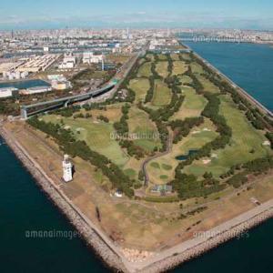東京都緊急事態宣言中ですが、若洲ゴルフリンクスは万全の対策しつつ営業継続中です