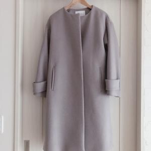 コートを買い替えました!!【私服の制服化】