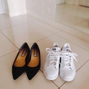ミニマリストの靴は2足!!【私服の制服化】
